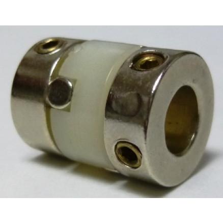 """SC6 Flexible Shaft Coupler, 1/4""""  3010-00-0807-6452"""