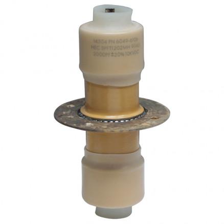 SPFT1202MH - Feed Thru Capacitor 2000pf 10kvdc 5910-00-481-8134