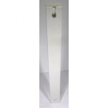 """STRAIN-17 Antenna Insulator, Heavy Duty, Glazed Ceramic, 17"""" Long x 1"""" x 1 1/2"""""""