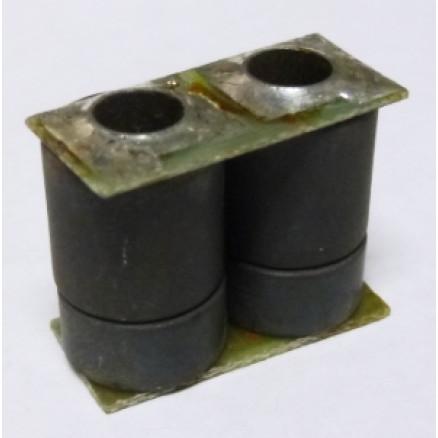 T3/4-1 Ferrite Transformer, broadband, Type # 43 Material
