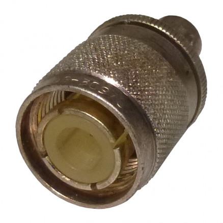 UG309/U HN Between Series Adapter, HN Male to BNC Female (Clean Used)