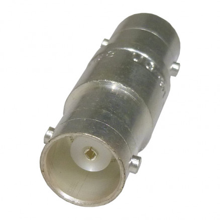 UG914/U In Series Adapter, BNC Female to Female, (Industrial), 31-219, Amphenol