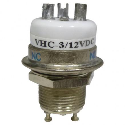 VHC3-12V  Vacuum Relay, SPDT, 12VDC