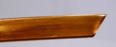 Flat Copper Strap