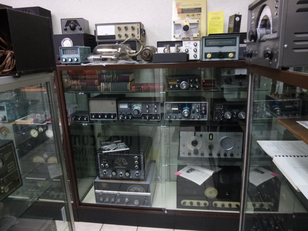 Museum - 70's Radios