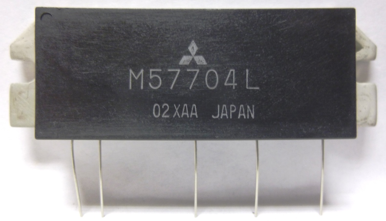 Bi Polar Modules 251-550 MHz